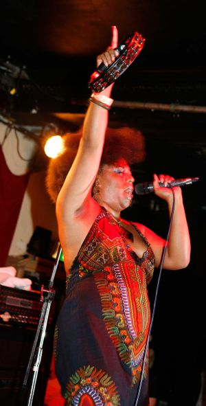 The Bellrays, Annandale Hotel, Sydney, 1/8/2006