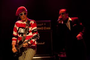 The Damned, Metro Theatre, Sydney, 21/1/2012