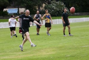 Reclink Community Cup Training Sydney